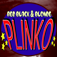 Red Black and Blonde Plinko Game Icon