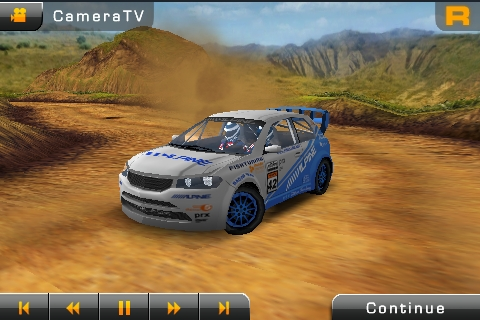 Rally Master Pro 3D (US) Screenshot