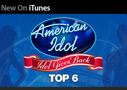 New On iTunes: American Idol