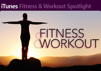 iTunes Fitness & Workout Spotlight