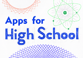 Apps for High School