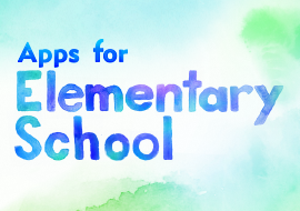 Apps for Elementary School