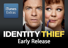 Identity Thief: Early Release with iTunes Extras