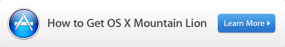 How to Get OS X Mountain Lion