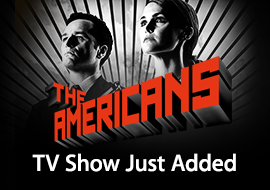 The Americans: TV Show Just Added