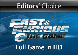 Editors' Choice: Fast & Furious 6, The Game