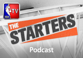 NBA - The Starters - Podcast