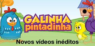Galinha pintainha: Novos vídeos inéditos
