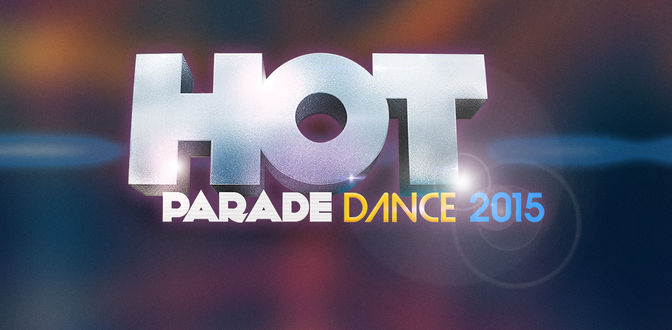 Hot Parade Dance 2015