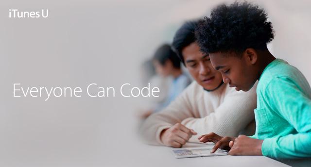 iTunes U - Everyone Can Code