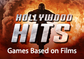 Hollywood Hits: Games Based on Film