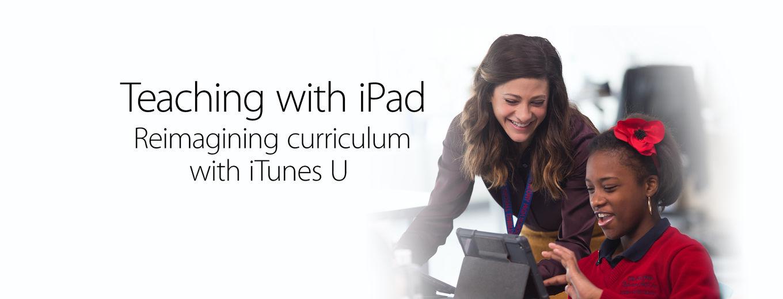 Teaching with iPad