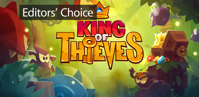Editors' Choice: King of Thieves