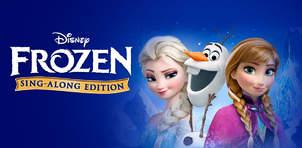 Frozen Sing-Along Edition