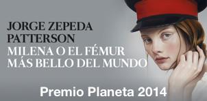 Jorge Zepeda Patterson: Premio Planeta 2014