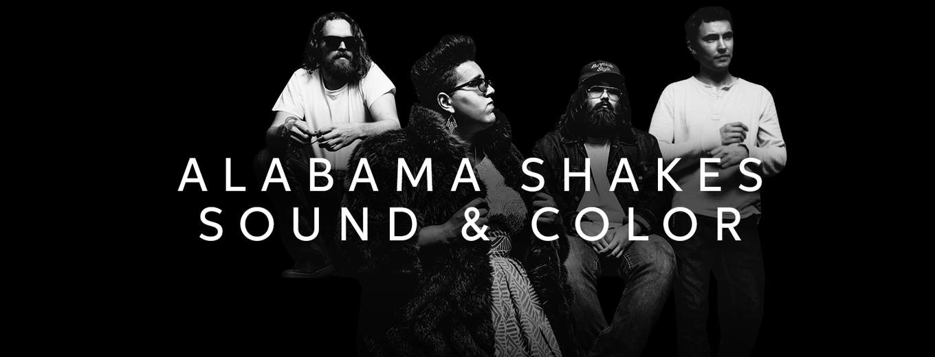 Alabama Shakes: Sound & Color