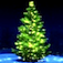 Christmas Music Tree Playlist Icon