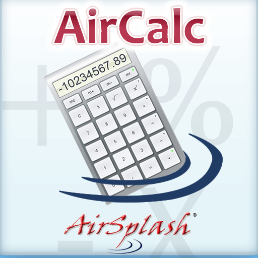 AirCalc by AirSplash, Inc. - buy it for under a dollar
