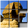 Tourist Place Puzzle Icon