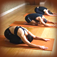 Yoga Weight loss Exercises Icon