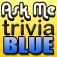 Ask Me Trivia Blue Icon