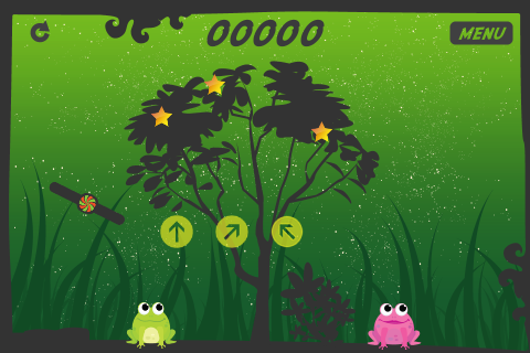 Sweet Froggy Screenshot